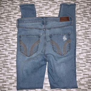 [Hollister] High Rise Super Skinny Jeans - Size 3R
